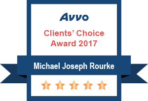 Avvo Client's Choice Award 2017